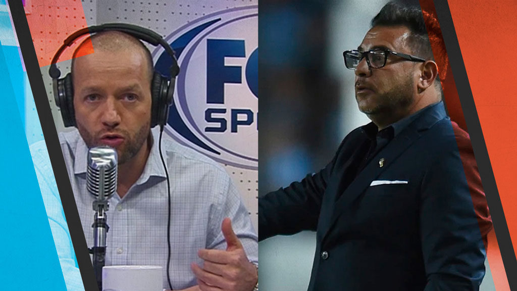 Antonio Mohamed reta a conductor de Fox Sports
